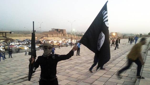 Irak inicia una ofensiva para expulsar al Estado Islámico