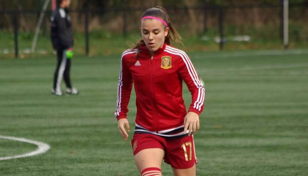 María Blanco.