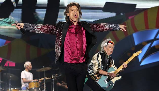 Polémica por la presencia las FARC en el concierto de los Rolling Stones en Cuba