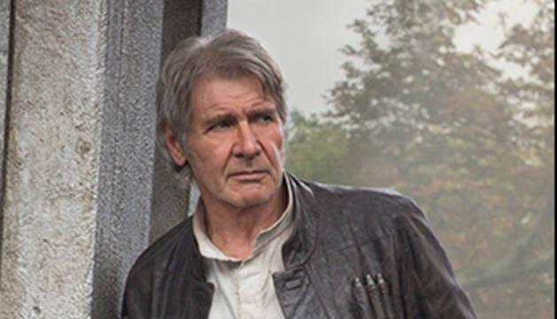 Harrison Ford subasta su chaqueta de Han Solo para investigar la epilepsia