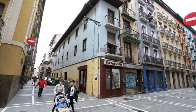 Pamplona lleva invertidos 15,9 millones en renovación urbana del Casco Antiguo