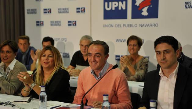 Esparza es el único que por ahora da el paso para liderar UPN