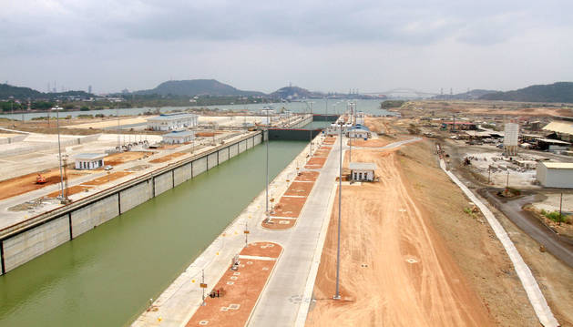 Las reclamaciones del Canal de Panamá ya superan el presupuesto
