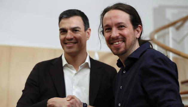 Pablo Iglesias renuncia a estar en un gobierno PSOE-Podemos
