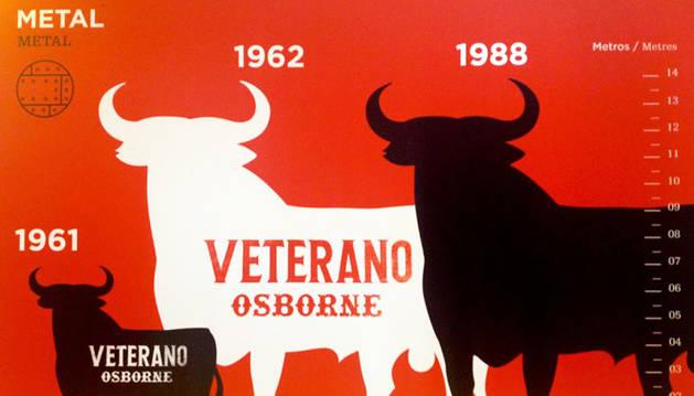 El Toro de Osborne se reinventa en su 60 aniversario