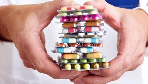El 'top ten' de los tipos de fármacos más consumidos