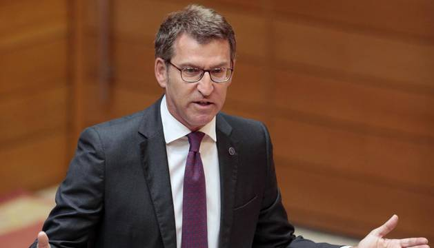 Feijóo desvelará este sábado si se presenta a un tercer mandato en Galicia