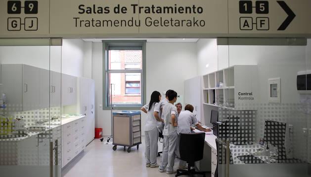 Salud es el departamento con mayor número de empleados y, por tanto, con mayor gasto: 502,7 millones.