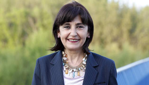 Yolanda Ibáñez optará a la secretaría general de UPN con el respaldo de Esparza