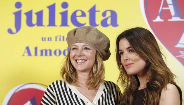 Almodóvar ahonda en la culpa en su nueva cinta 'Julieta'