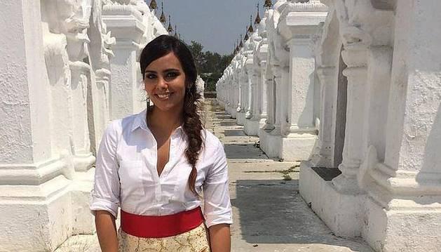 Cristina Pedroche, en una imagen promocional del programa.