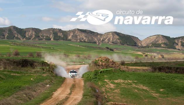 Circuito Los Arcos : Los arcos acoge este sábado el ii rally circuito de