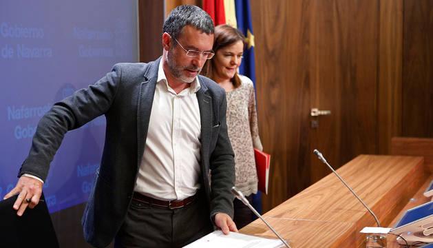 Laparra anuncia más de mil viviendas de alquiler social en esta legislatura