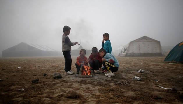 Unicef muestra su preocupación por 24.000 niños