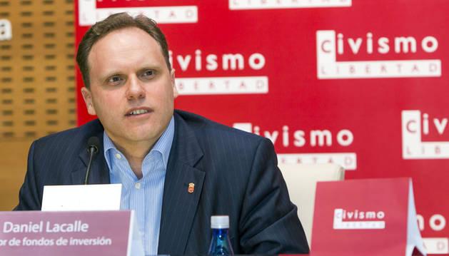 El jefe de Estrategia de Civismo, el analista Daniel Lacalle