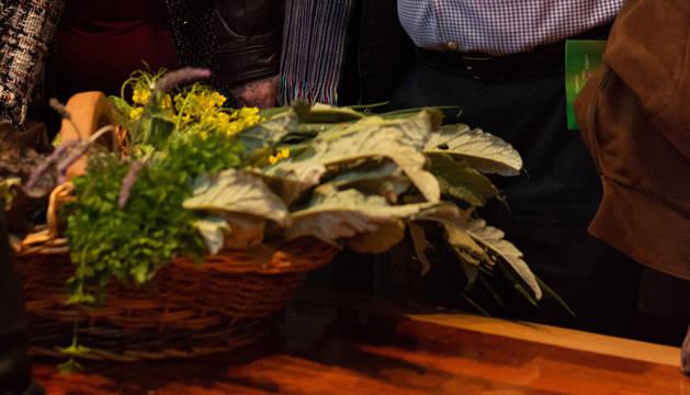 La verdura navarra se viste de largo en Madrid