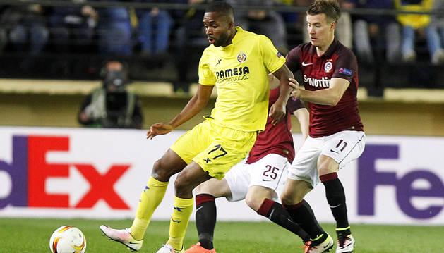 El Villarreal deja escapar vivo al Sparta (2-1)