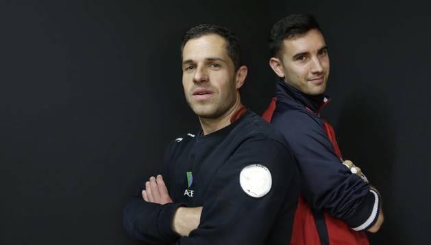 Aimar Olaizola y Mikel Urrutikoetxea parten como claros favoritos para imponerse en la final de esta tarde en el Bizkaia. El vizcaíno podría sumar la triple corona.
