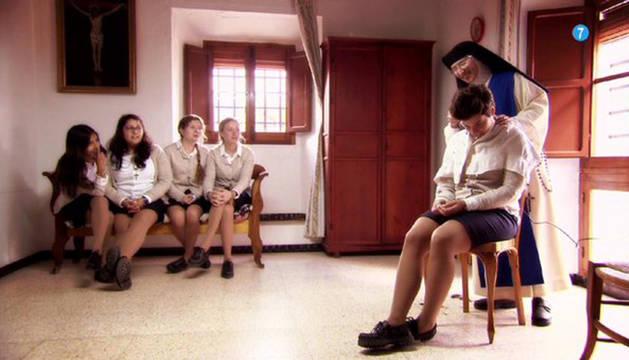 'Quiero ser monja'.