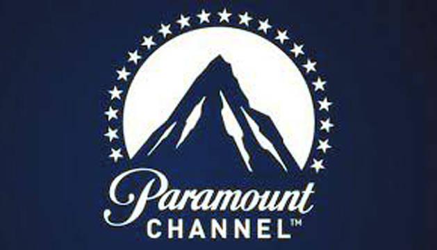 Logo de cadena de televisión Paramount Channel.