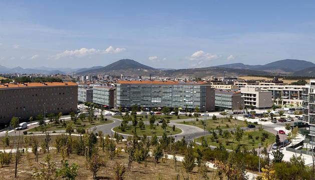 Presentado el proyecto del nuevo polideportivo del Valle de Egües