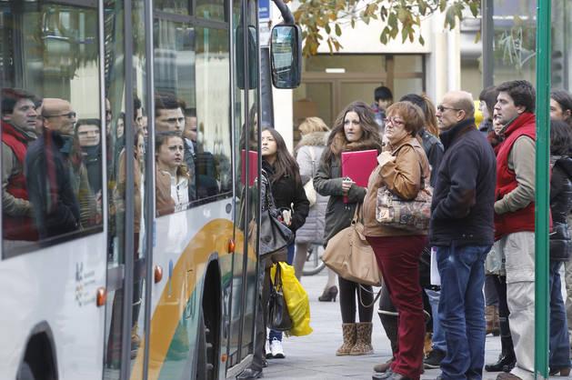 Pamplona tiene uno de los precios de 'villavesa' más baratos de España