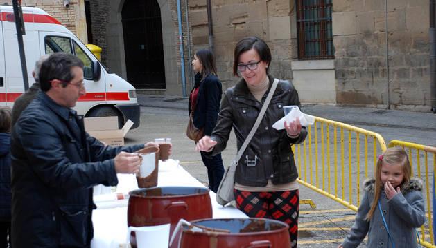 Corella celebra las fiestas del Villar