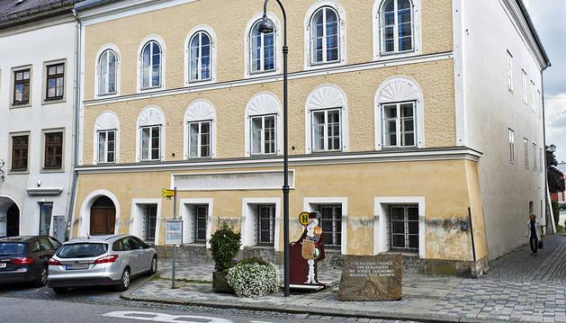 Austria quiere expropiar la casa natal de Hitler