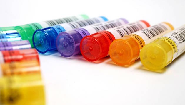 Medicamentos homeopáticos.