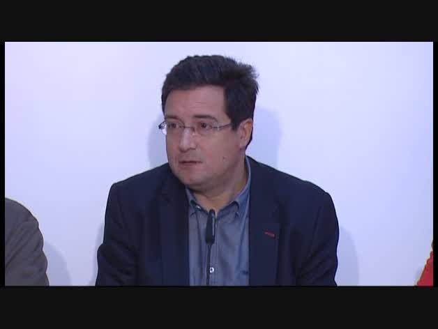 Óscar López critica a Iglesias
