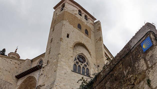 Iglesia de San Pedro de la Rúa.