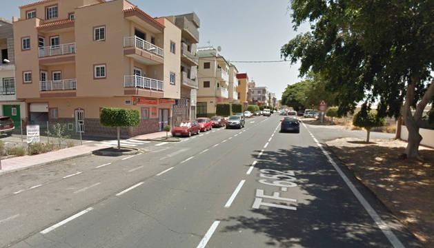 Fallece un joven en una colisión contra un coche de la Guardia Civil en Tenerife