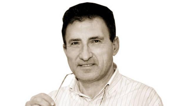 Javier Ubago.