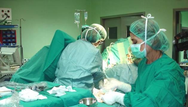La lista quirúrgica crece y suma ya 9.508 personas