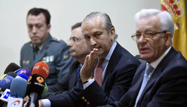 La operación Renibus ha sido desarrollada por la Guardia Civil en la Comunidad de Madrid.