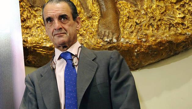 Mario Conde, en una imagen de septiembre de 2009.