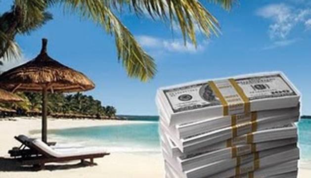 Los navarros han regularizado más de 930 millones en paraísos fiscales