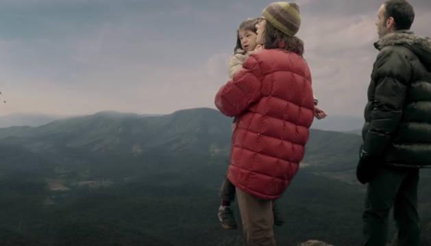 Imagen del cortometraje 'Playa y Montaña'.