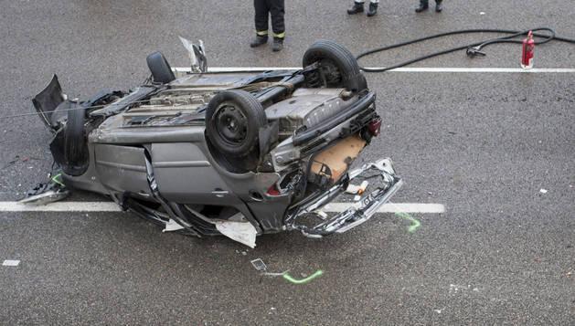 Un joven de 27 años ha fallecido en un accidente de tráfico registrado en Sandiás (Orense).