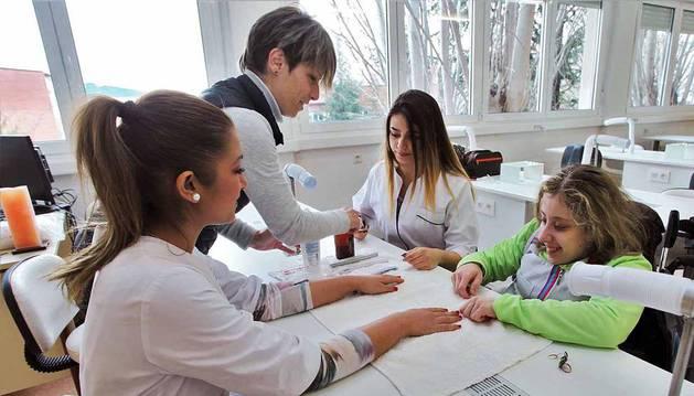 Centro Integrado FP Burlada, un referente en hostelería, imagen personal y turismo