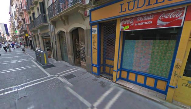 Estará situada en la calle Mayor, 59, junto a las oficinas de Pamplona Centro Histórico.