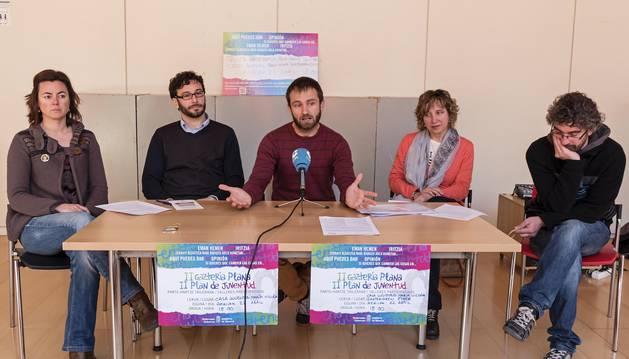 Los municipios piden a más de 3.000 jóvenes su ayuda para elaborar el plan foral