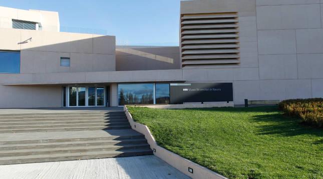 Museo de la Universidad de Navarra.