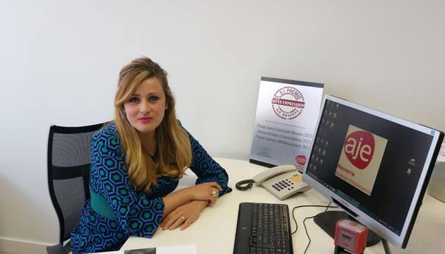 Alejandra Martínez Torre, nueva gerente de AJE Navarra
