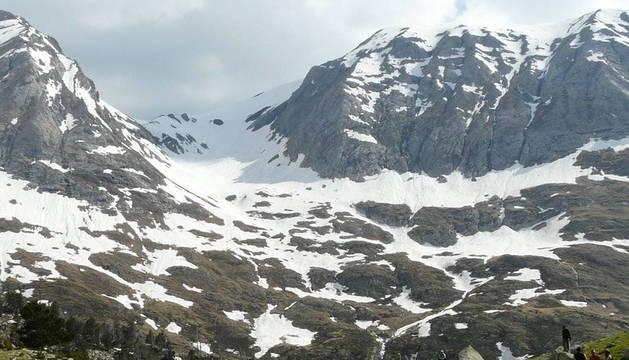 Los Pirineos, desde Benasque.