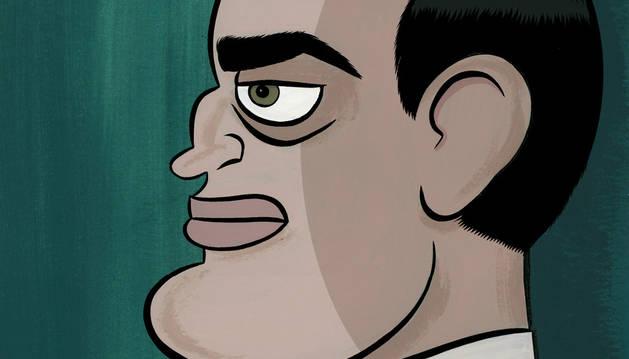 Portada del cómic 'Buñuel en el laberinto de las tortugas'.