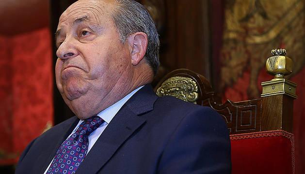 El alcalde de Granada, Torres Hurtado (PP).