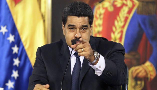 Maduro arremete de nuevo contra España y dice que