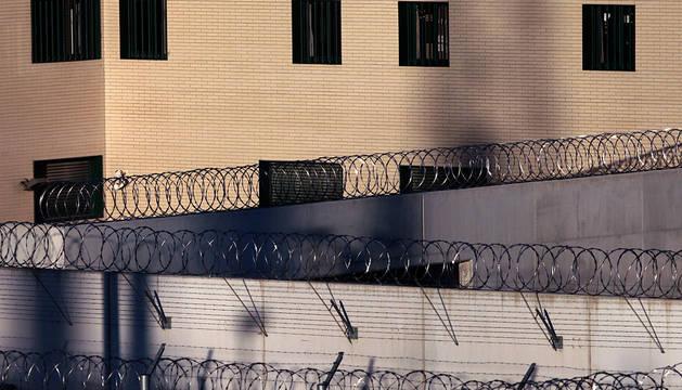 Cárcel de Pamplona.