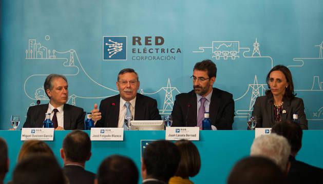 Red Eléctrica invertirá 58 millones en la nueva línea entre Navarra y País Vasco